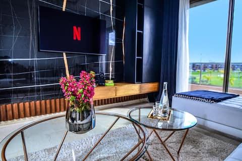 Luxury flat in Marrakech