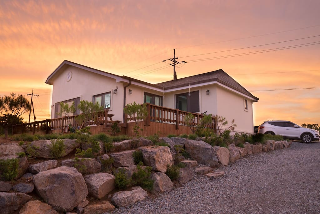 papahome cottage in affitto a corea