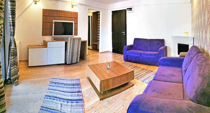 Bucovina Residence **** Suite