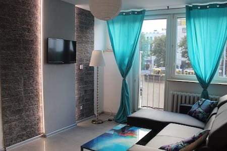 City Center Apartment - 甚切青(Szczecin)
