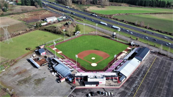 Salem-Keizer Volcanoes Stadium