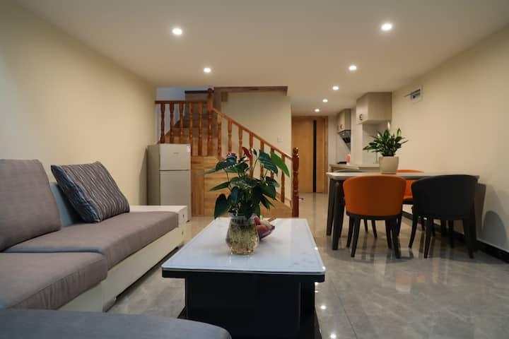 0879公寓:普洱中心-复式两居室温馨公寓