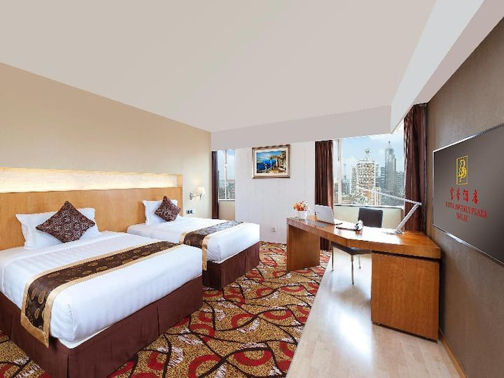 Special Double Or Twin Executive At Macau