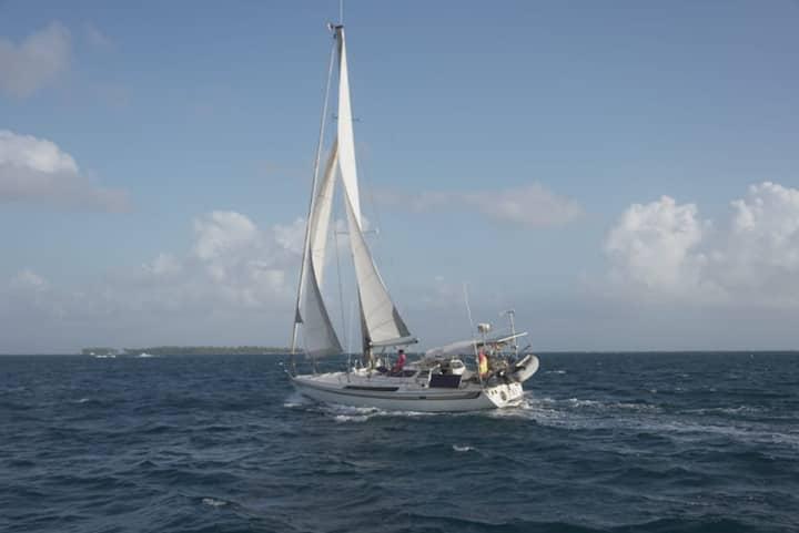 Sailing sanblas