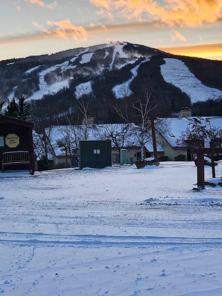 Mount Snow Ski Chalet