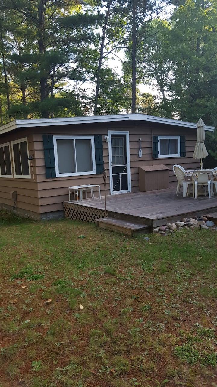 Private Northwoods Cabin!