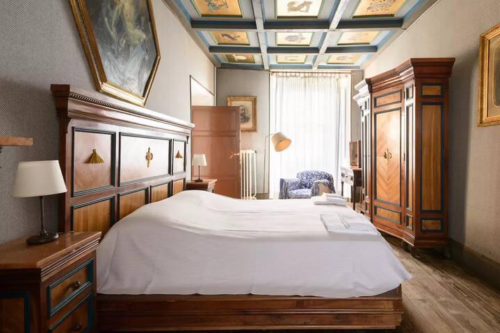 Appartamento 6 posti letto in villa