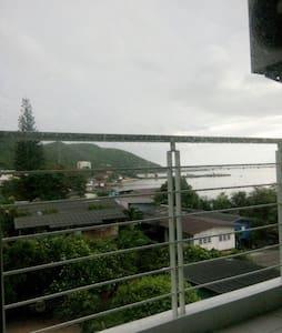 Seaview Condominium, The Bay Ao Udom, Laemchabang