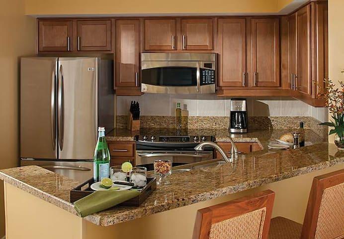 Marriott Villas Doral 2bd condo sleeps 8 - Miami - Apto. en complejo residencial
