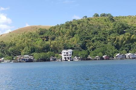 Ensuite Room, Casa Osmena, Culion Island