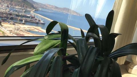 magnifique appartement vue sur mer mobilart Oran