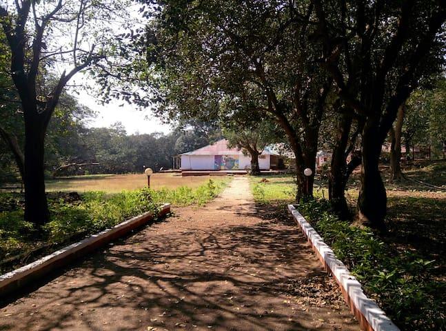 Hermitage Villa Matheran - Matheran - Willa