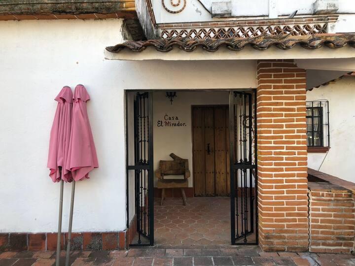 Casa El Mirador - Departamento en el centro Taxco