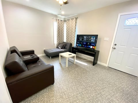 Single house one bed room