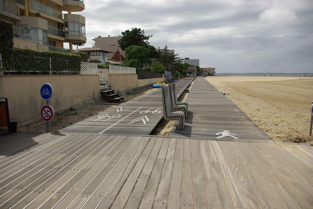 Promenade vélo/piéton