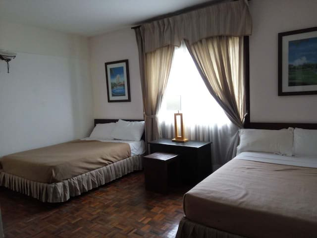 Condo stay at golf course resort