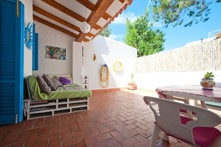 Casa CanCan a Cala Tarid(URL HIDDEN)  - Sant Josep de sa Talaia