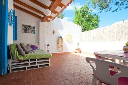 Casa CanCan a Cala Tarida           - Sant Josep de sa Talaia - House