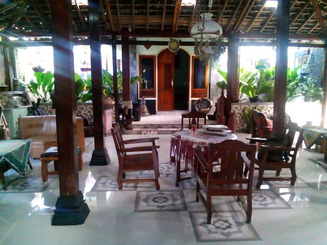 HOME STAY AND COFFE MENOREH KOPI SANGAN - Samigaluh - House