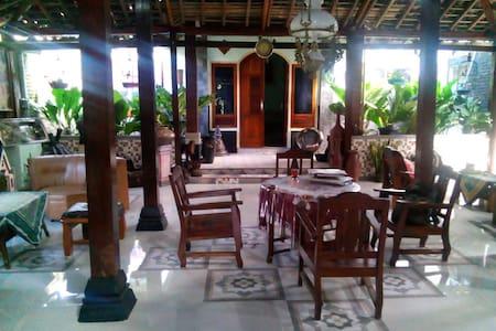 HOME STAY AND COFFE MENOREH KOPI SANGAN