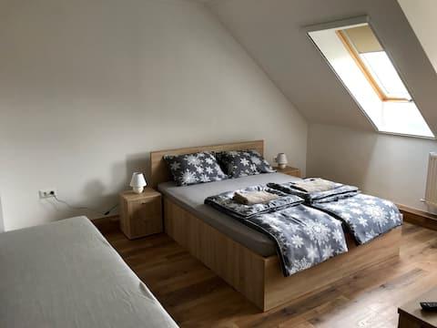 Mátyás Vendégház 1 Room Apartman