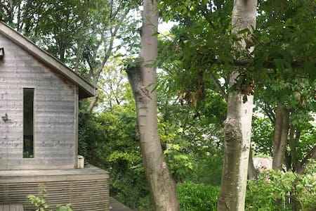 Peaceful garden seaside sanctuary near Brighton