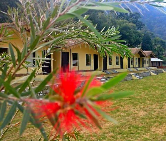River side Resort in Rishikesh