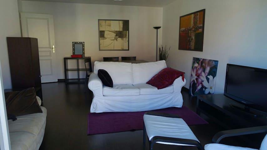 Beau 3 pièces+balcon tout confort - Bergheim - Departamento