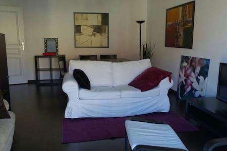 Beau 3 pièces+balcon tout confort - Bergheim