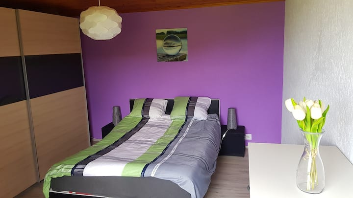 Appartement - Sous les Barres, (Montfaucon), Holiday apartment - Sous les Barres, (Montfaucon), 1-6 pers., 3 rooms apartment