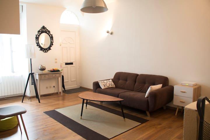Chambre dans appartement Cosy Bordeaux hypercentre
