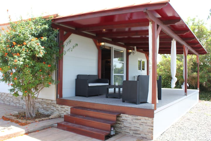 Casa de Campo en Playa Paraíso