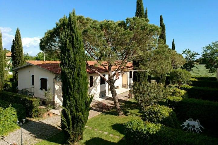 Il Granaio apartment Il Fienile with pool