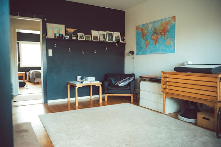 Photographers appartment
