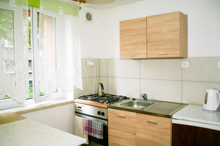 "Apartament Studio ""Mehoffera 1"" - Zabrze - Apartment"