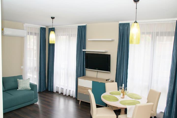 Sunshine apartment Varna