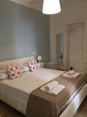 G-HOME LUXURY ROOMS AND APARTMENT CONCHIGLIA
