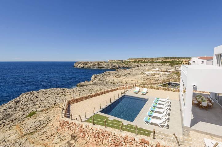 Agata 4 bedroom villa, Cala'n Forcat