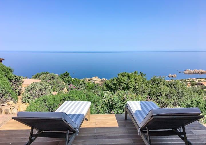 Villa Stelle, Costa Paradiso in Gallura