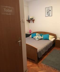 Makarska: soba za dvije osobe