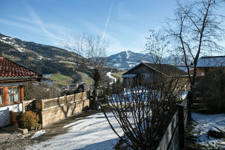 Spacious Apartment in Hopfgarten im Brixental near Ski Area