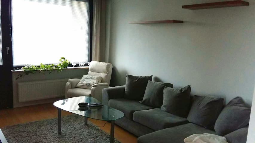 1 br apartment in the city centre, nearby a beach - Pori - 公寓