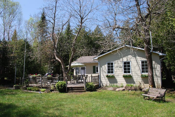 Cute 3BRD Cottage Close to the Beach - Sauble Beach - Talo