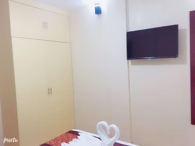 长滩岛Boracay condo hotel盛豪民宿 Free Wifi  long term