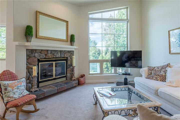 New Listing! Tri-level Townhome with Hot Tub Access and 2 Car Garage  | 3 Bedroom, 2.5 Bathroom