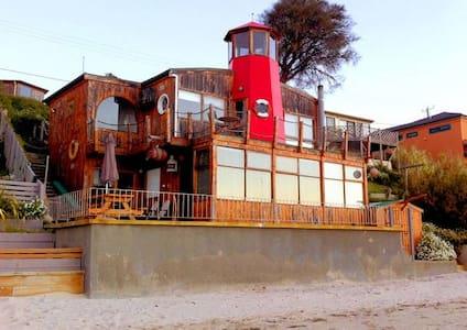 The Lighthouse on the Beach OPOSSUM BAY TASMANIA