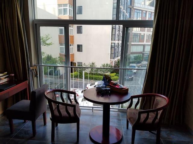九宫山风景区内的避暑山庄与优雅慢生活的完美融合 - Xianning - Apartamento