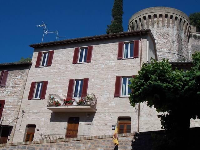 Residence Il Torrione - Spello - Spello - Apartment