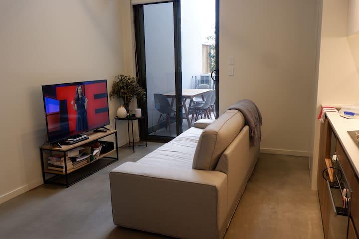 Cozy Modern Loft home