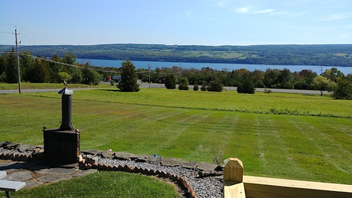 Sparky's View Seneca Lake Wine Trail & More